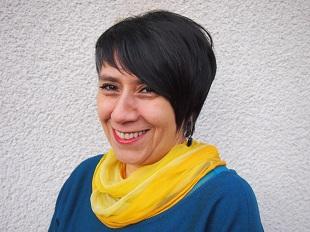 Ergotherapeutin Cecilia García