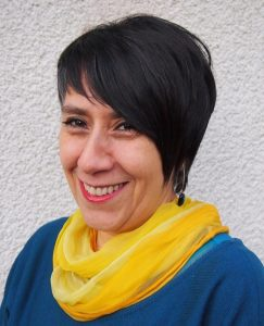 Terapeuta ocupacional Cecilia Garcia - Kassel