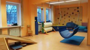 sala de inegración sensorial